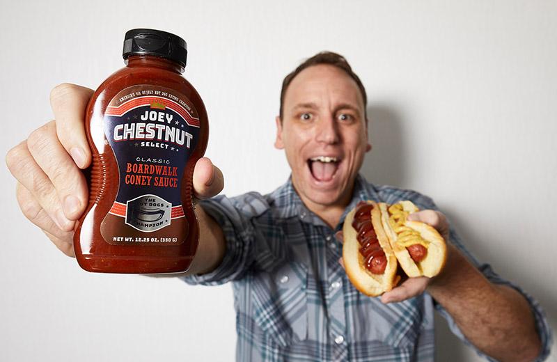Joey Chestnut Select