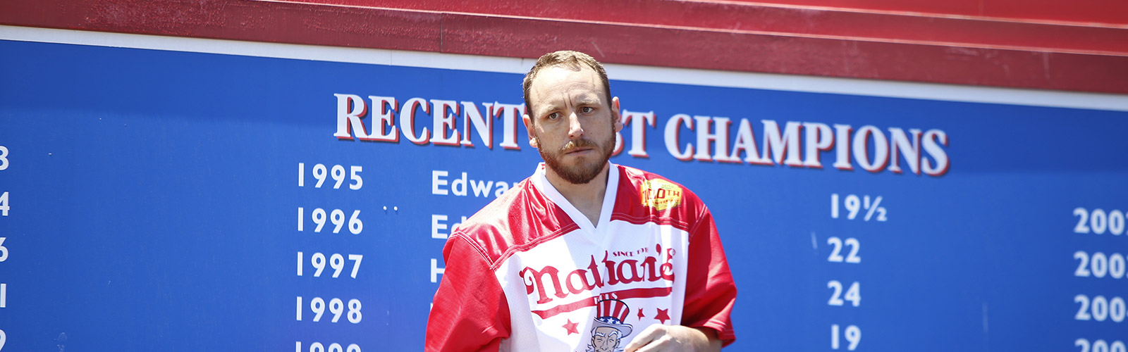 Joey Chestnut Eating Contest